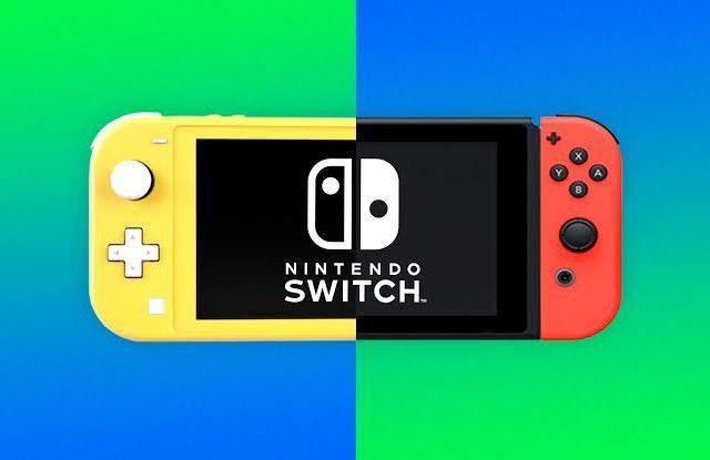 Nintendo Switch - Switch and Switch Lite
