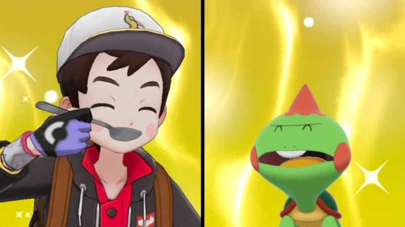 Pokémon Épée et Bouclier - Curry
