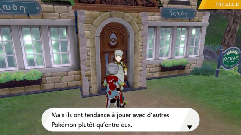 Pokémon - Toi non merci