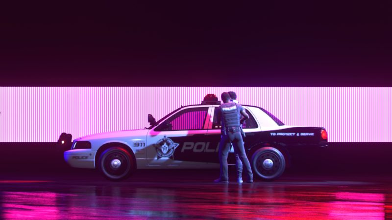 Test Need for Speed Heat - Arrestation