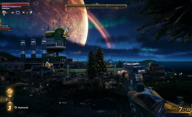 Test The Outer Worlds - Terra 2
