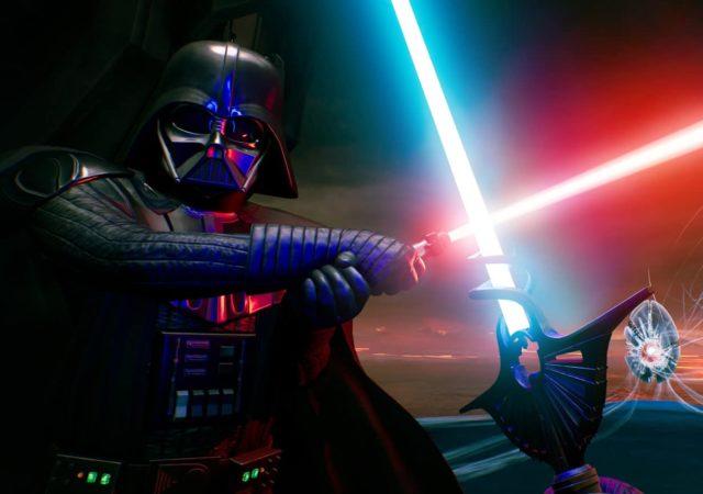Vader Immortal : A Star Wars VR Series combat