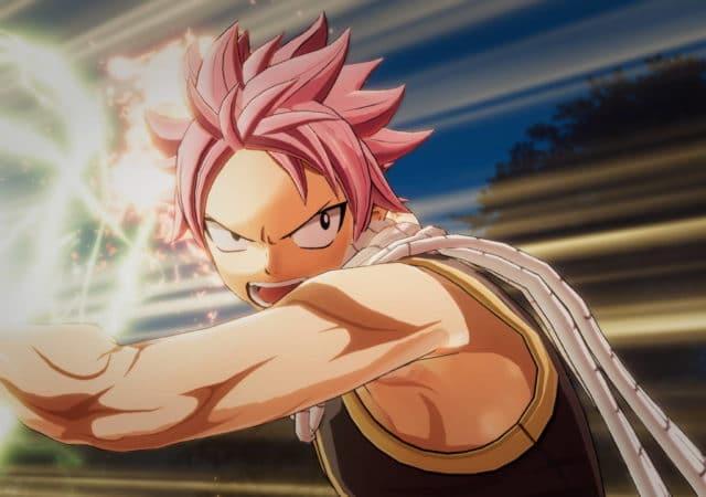 Fairy Tail nastu
