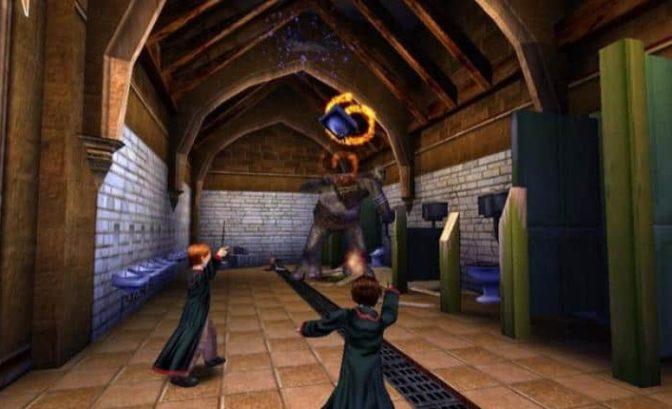 Pix'n love jeux Harry Potter