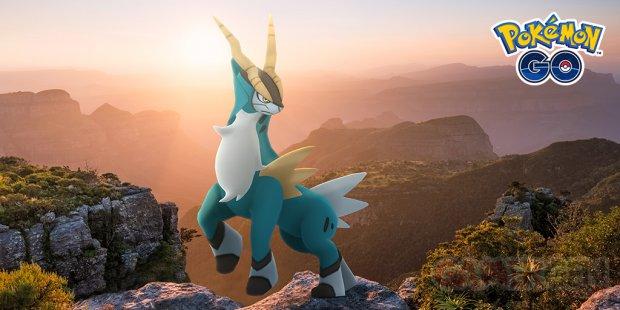 Colbatium dans le jeu mobile Pokémon GO