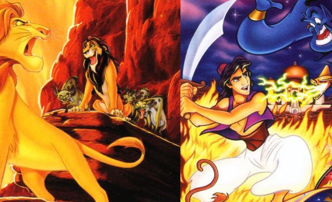 aladdin et roi lion nintendo switch remastered test couverture super nintendo