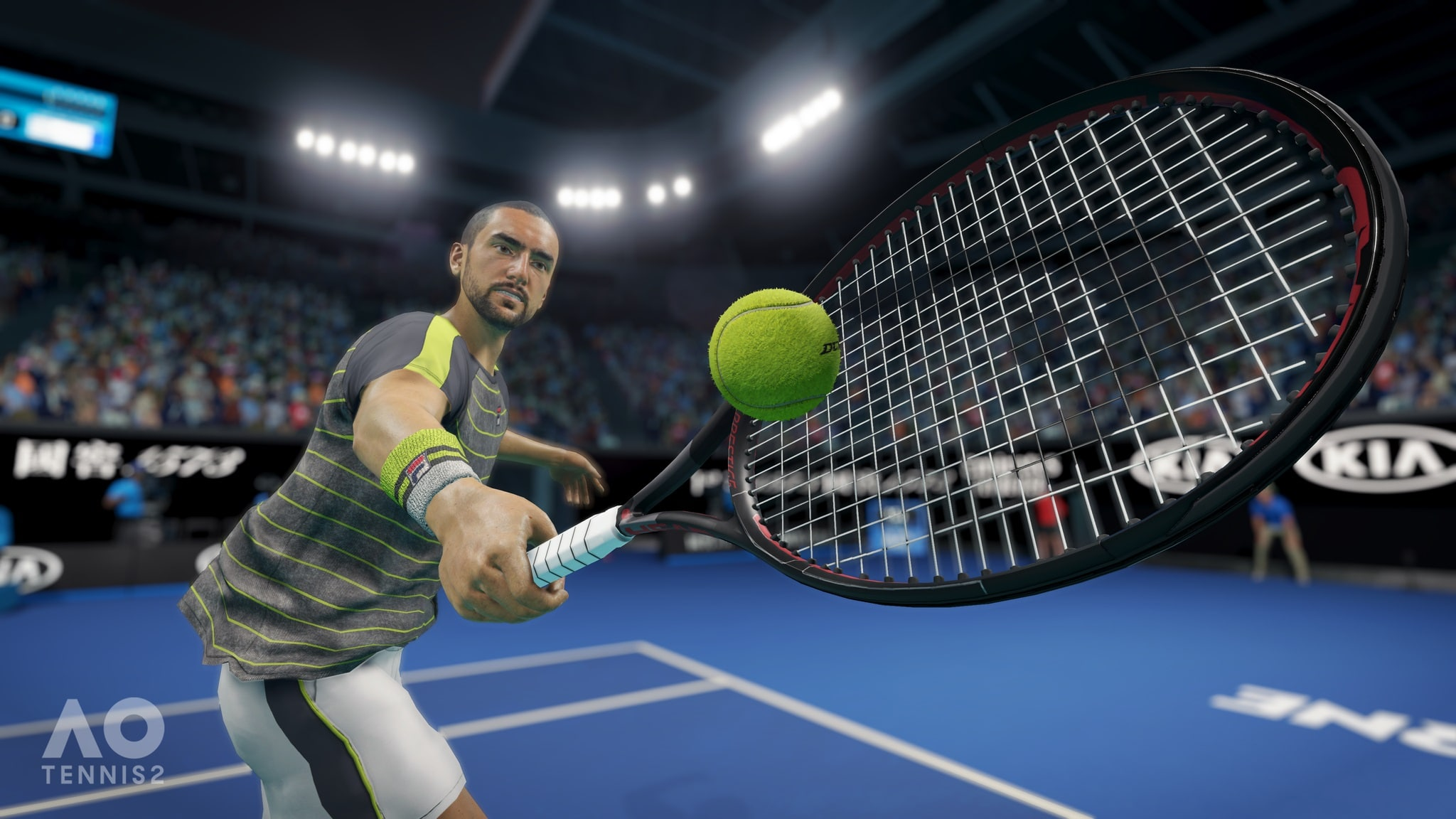 AO Tennis 2 - Cilic