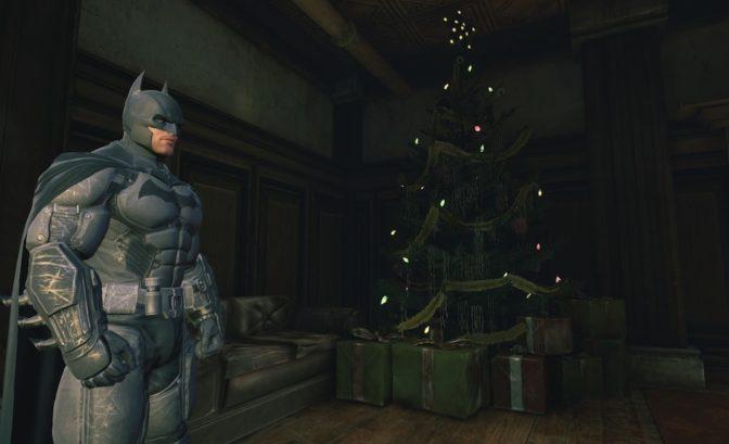 Batman Sapin Noel
