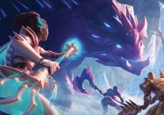 Dauntless dragon