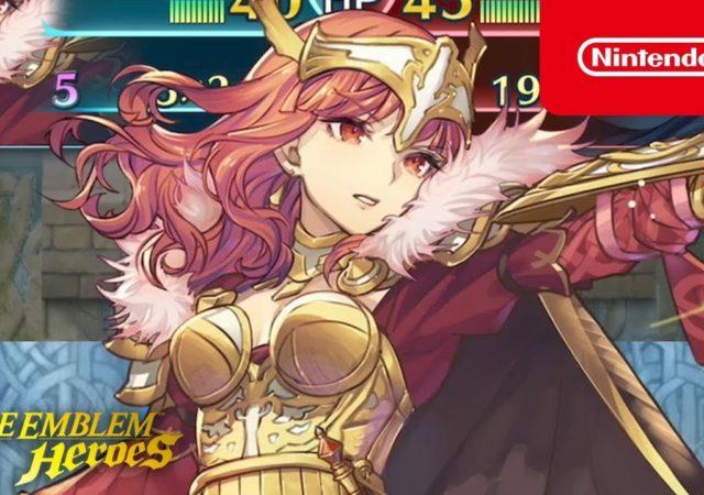 Fire Emblem Heroes - Celica