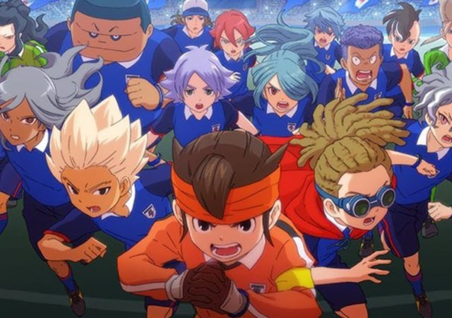 Inazuma Eleven: Heroes' Great Road - l'équipe