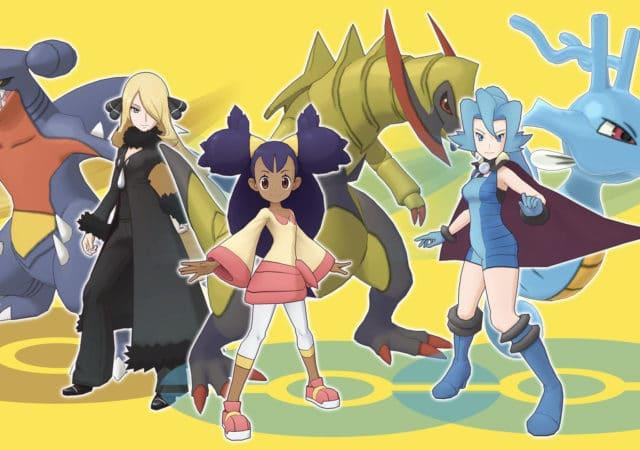 Pokémon Masters - Dragon Masters