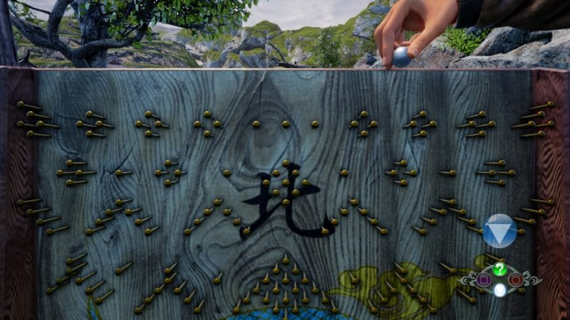 Shenmue III mini-jeux