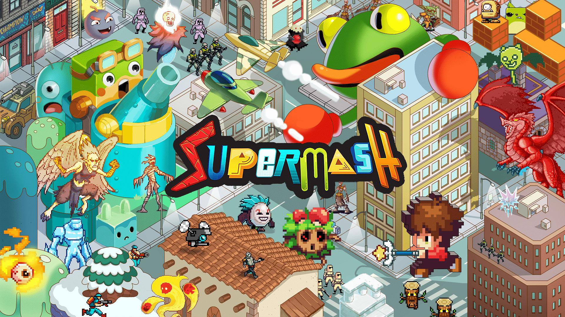 SuperMash - Mélange de genre