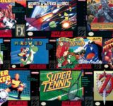 Switch - Jeux Snes