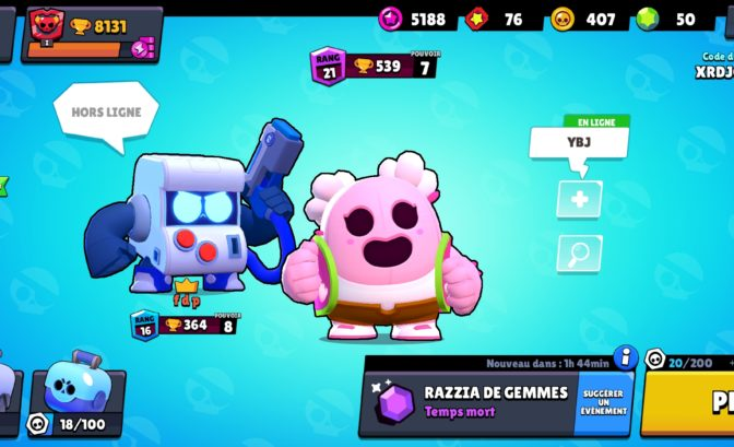 brawl stars interface mise à jour 2019