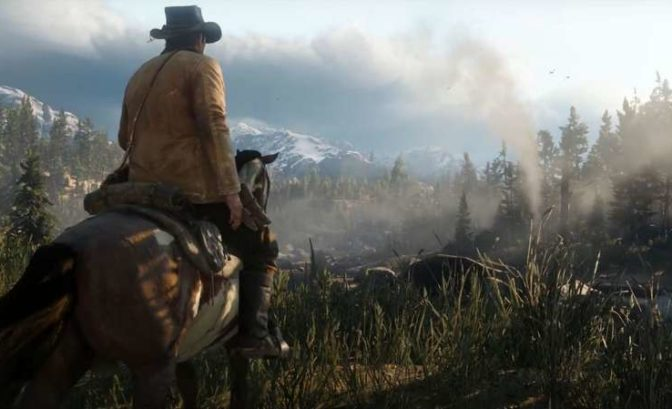 red dead redemption 2 pc test