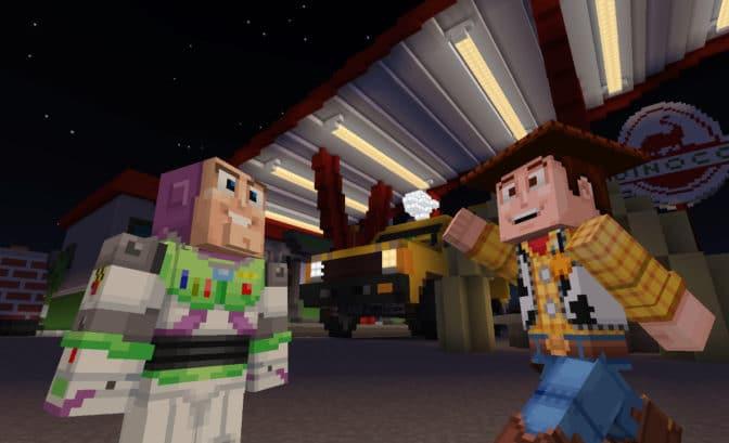 dlc toy story minecraft ps4 pc xbox one