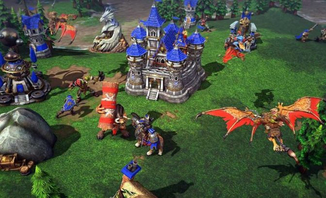 warcraft III reforged extension wow