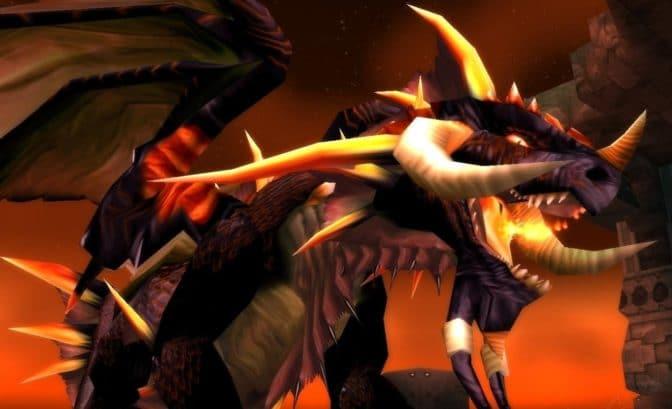 World of Warcraft classic Nefarian