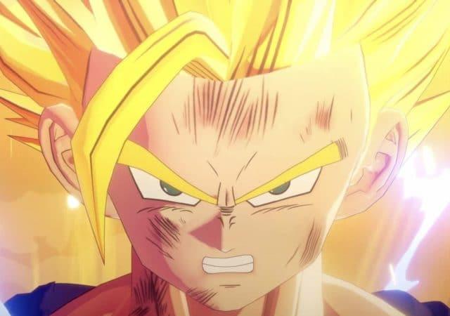 Dragon Ball Z : Kakarot San Gohan