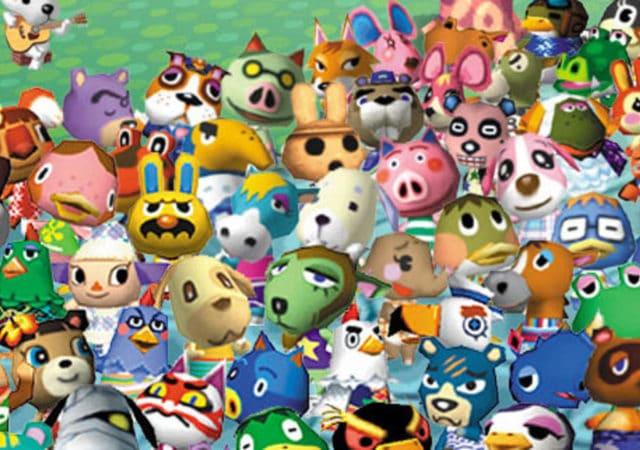 Animal Crossing: New Horizons - Animaux