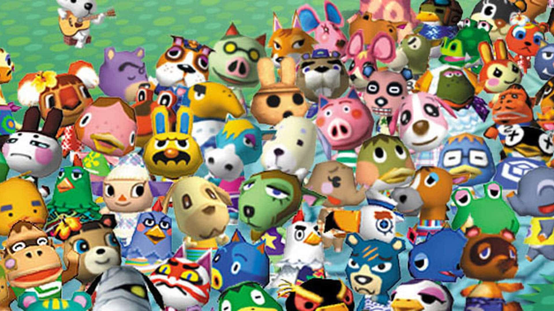 Animal Crossing: New Horizons - Animaux