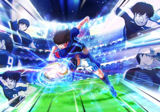 Captain Tsubasa: Rise of New Champions - Tir de tsubasa