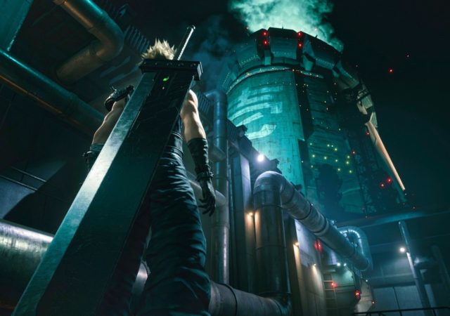 Final Fantasy VII Remake reporté