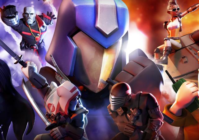 G.I Joe: War on Cobra personnages principaux