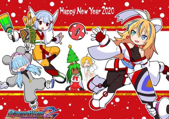 Inti Creates - Blaster Master New Year