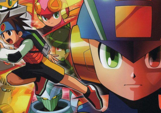 Mega Man Battle Network - Poster