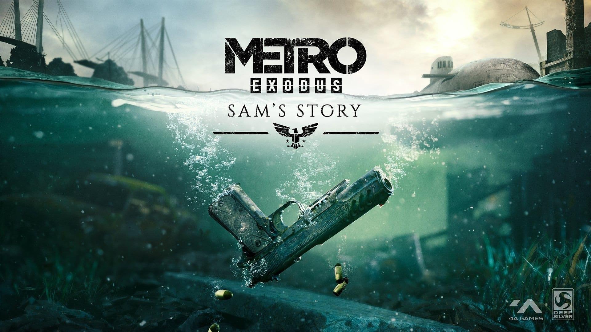 Sam's Story Metro Exodus logo