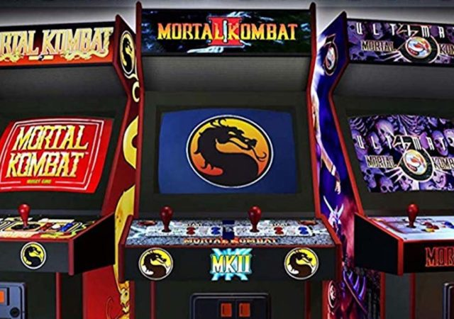 Mortal Kombat Kollection Online bornes arcade