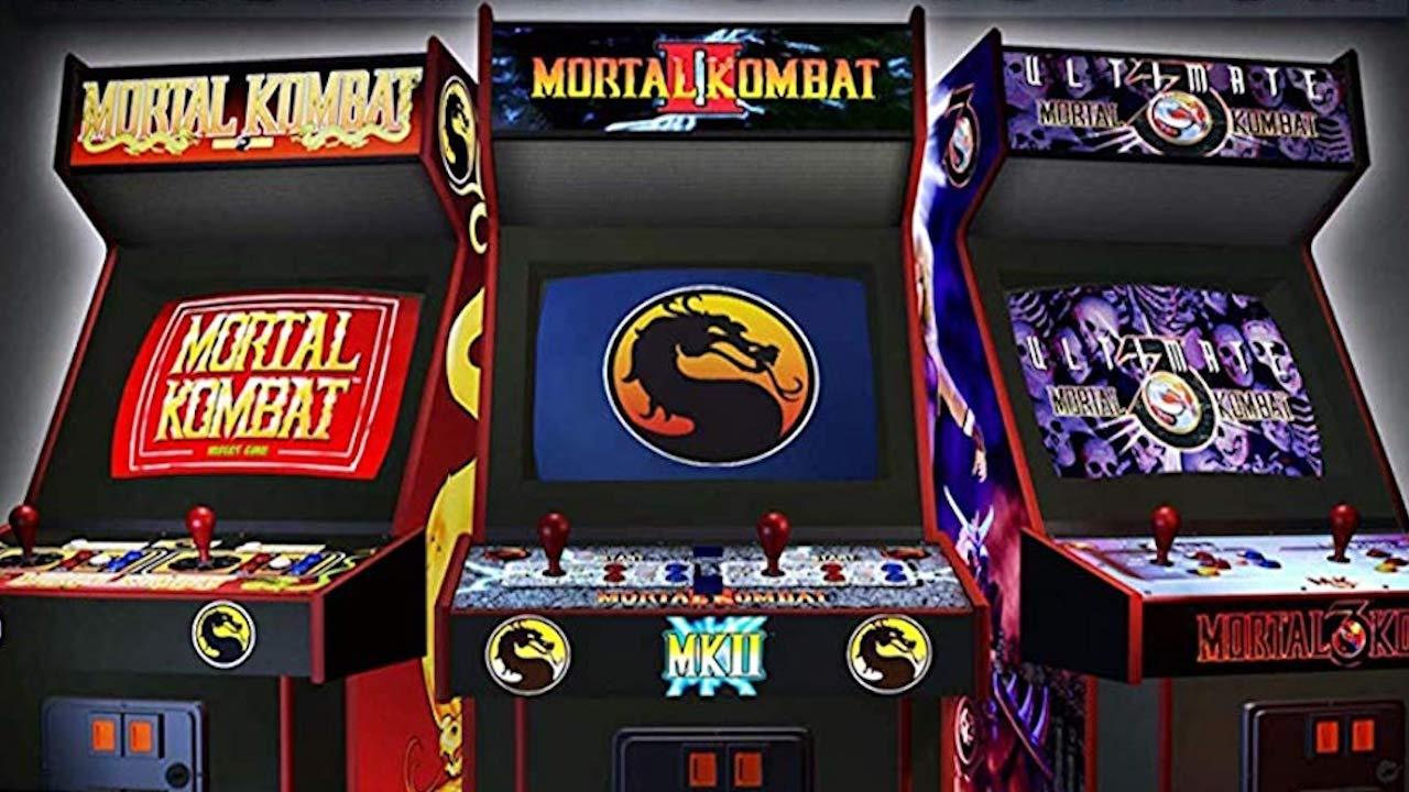 Mortal Kombat Kollection Online bornes arcade