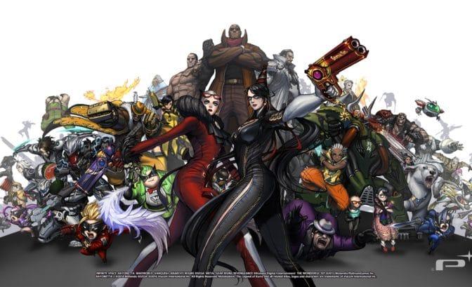 PlatinumGames personnages