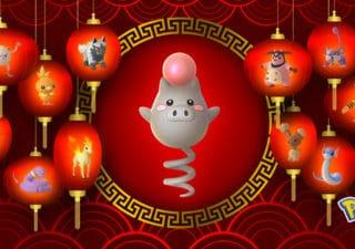 Pokémon GO Nouvel An chinois