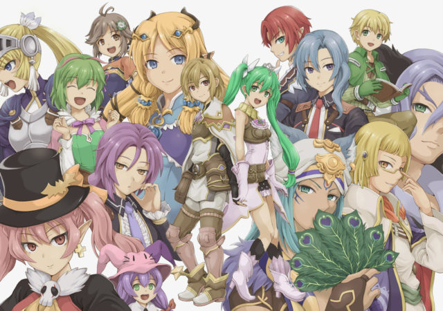 Rune Factory 4 Special - Retrouvailles