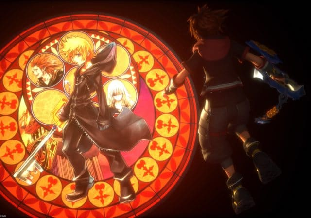kingdom hearts III Re Mind - Roxas