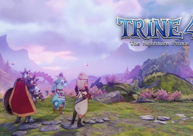 Trine 4 - Ponthius, Zoya et Amadeus