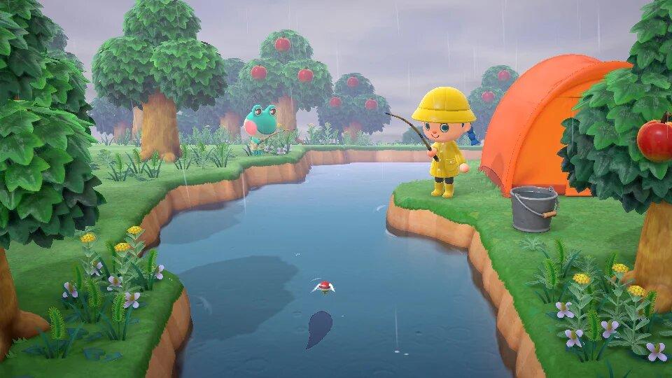DLC Animal Crossing