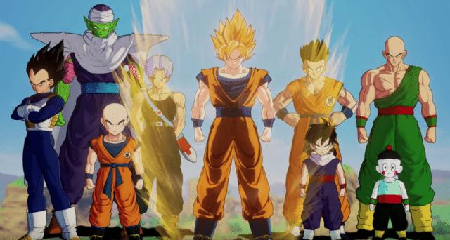 Test-Dragon Ball Z : Kakarot