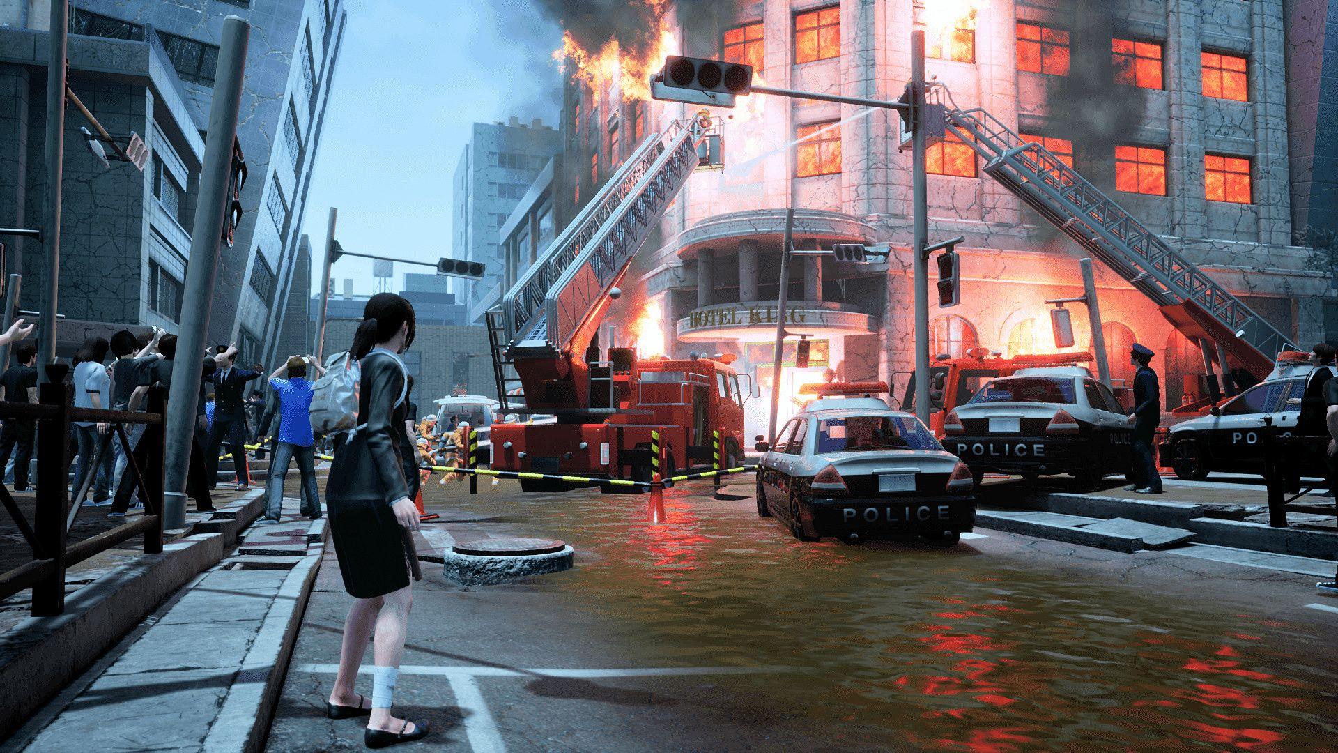 disaster report 4 summer memories date de sortie france occident catastrophe jeu