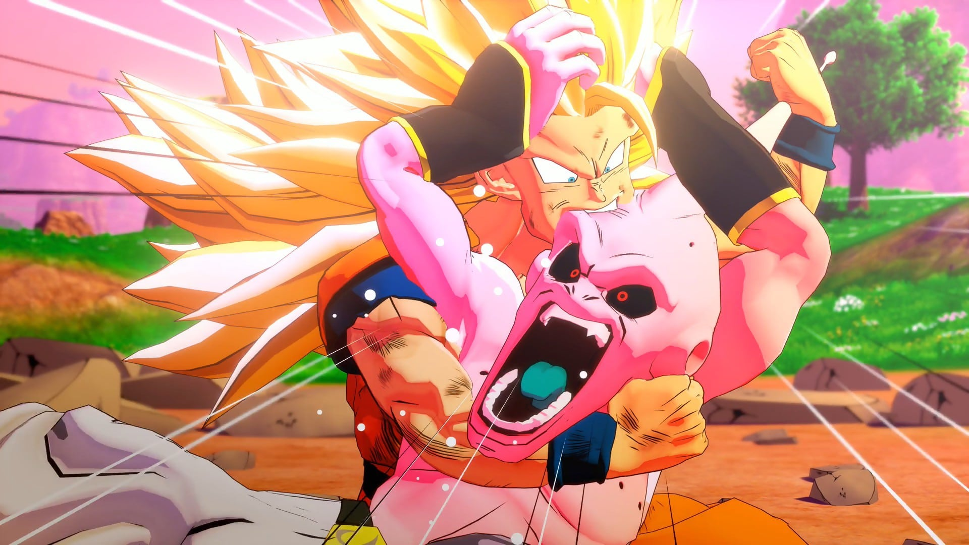 Test-Dragon Ball Z: Kakarot