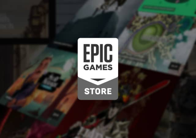Epic Games Store illustration