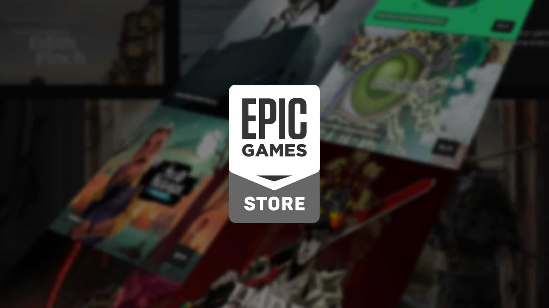 Epic Games Store illustration