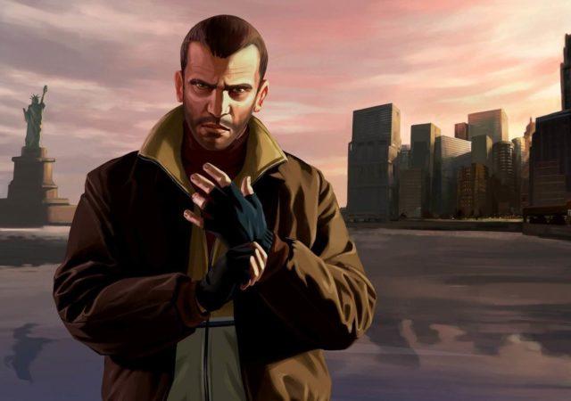 GTA IV artwork