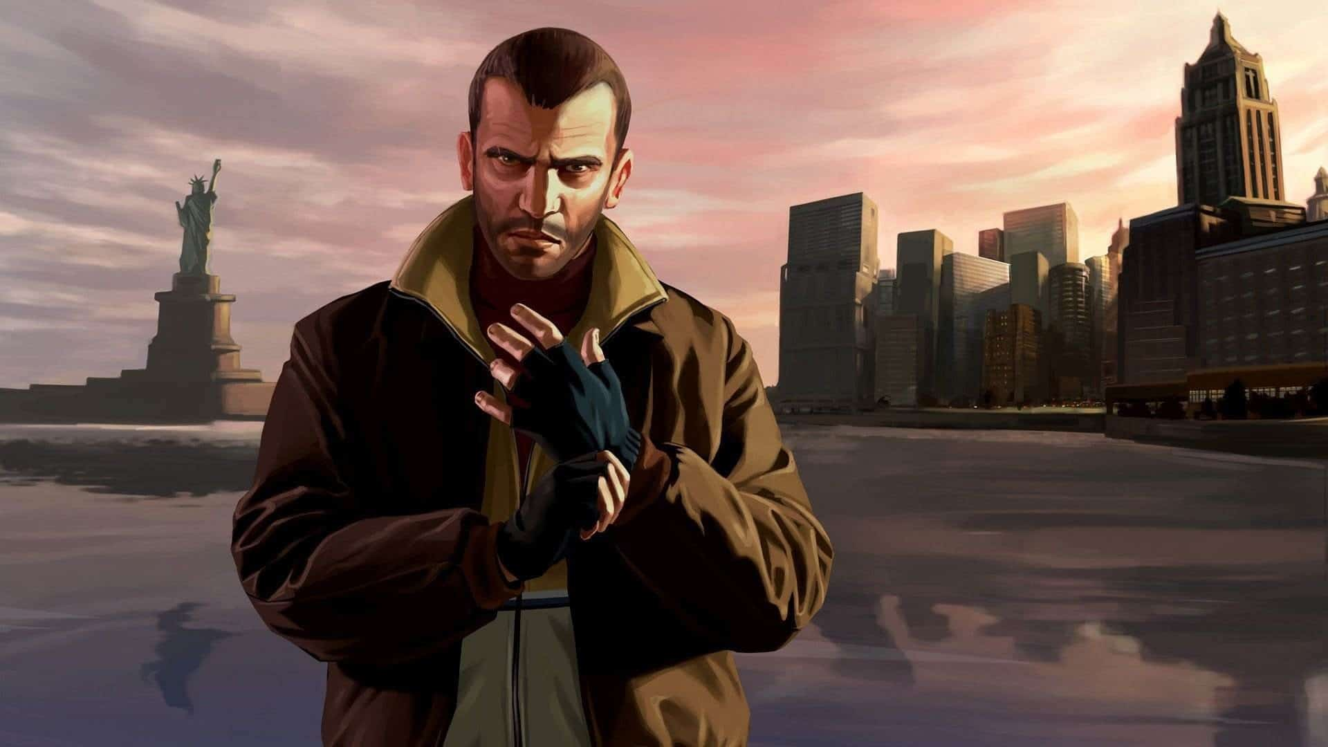 GTA IV artwork