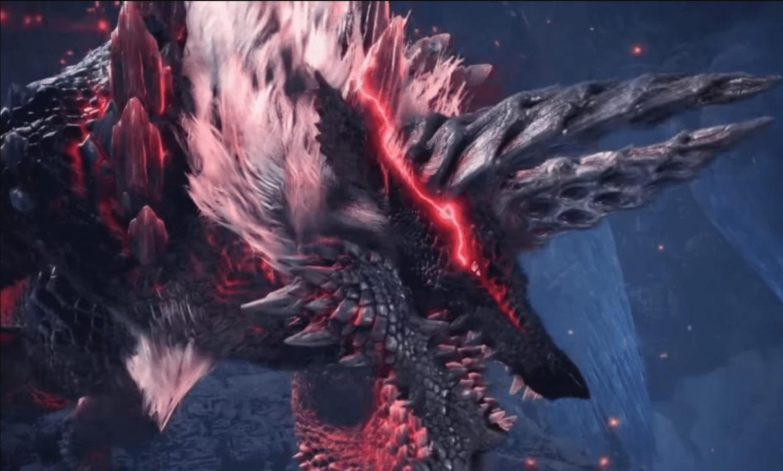 Monster Hunter World : Iceborn monstre