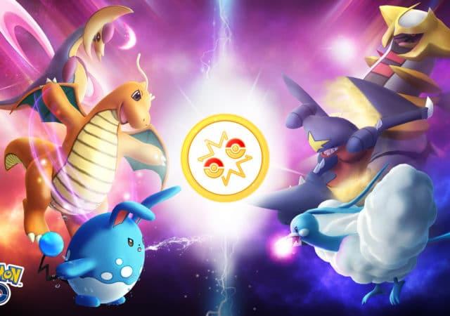 Pokémon GO Ligue des combats GO